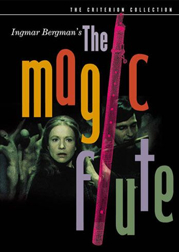 The Magic Flute #71 Bergman's film on Mozart's Opera is a delight to watch.  Even though he films the opera on stage, he films it in such a way you forget you are watching a stage performance.  If you are a fan of operas you will love this film.