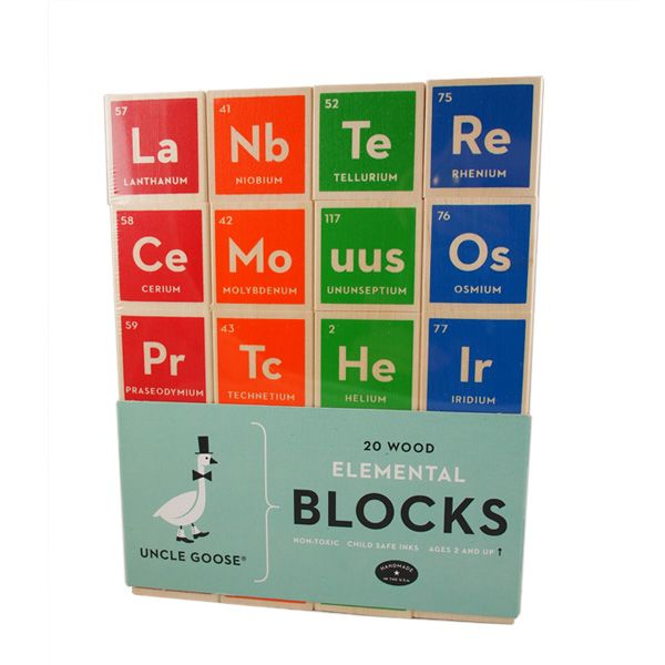 14 best STEAM and STEM gifts images on Pinterest Museum store - new periodic table atomic number and names