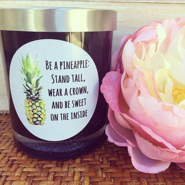 A personal favourite from my Etsy shop https://www.etsy.com/au/listing/215367754/affirmation-candle-inspirational-candle