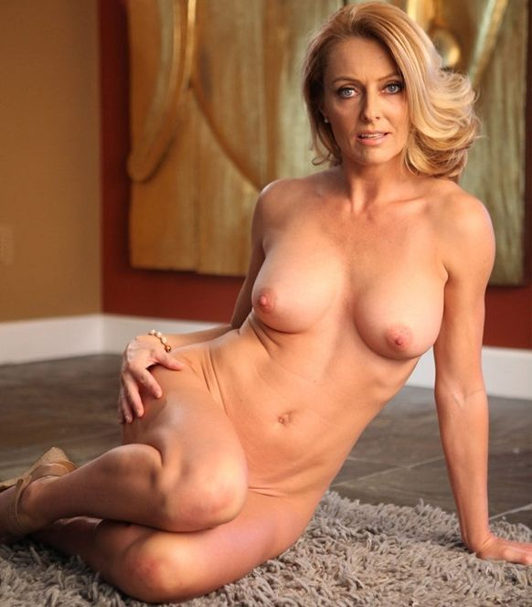 Hot mature nudes in a row