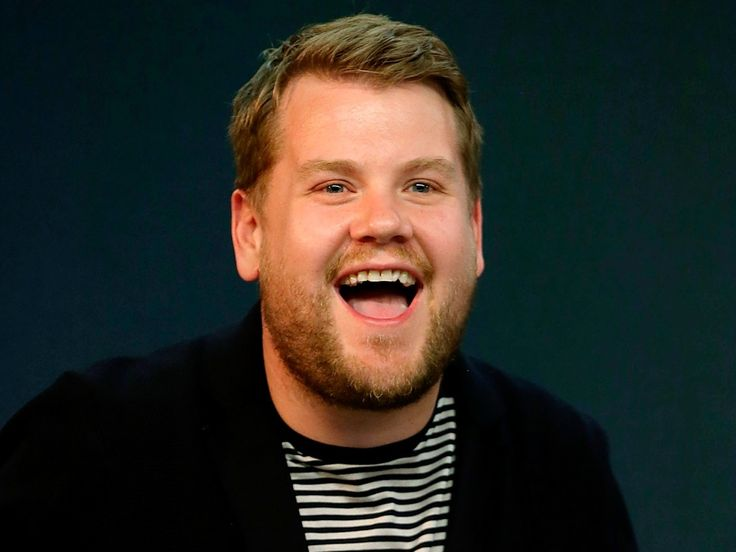 Late Show Host James Corden Shares What Inspired His Son's Cool Middle Name