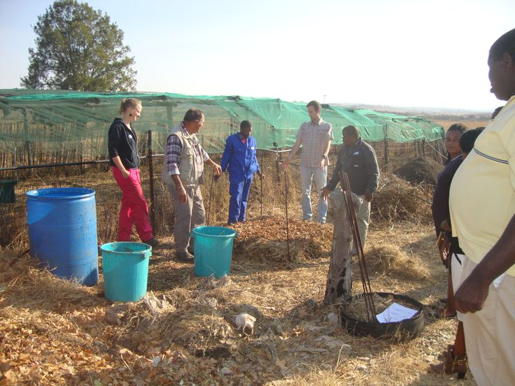 Jabulani Foundations For Farming Training - Morester Child and Youth Care Centre, KZN (South Africa)