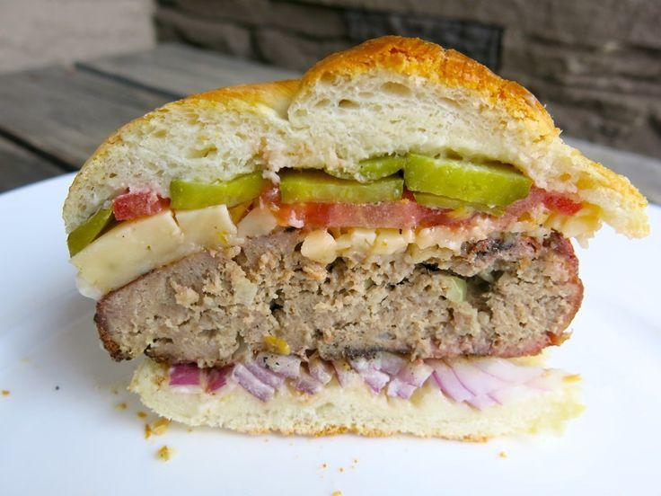 1 The Ultimade Homemade Hamburger