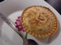 meat pie...mmmm