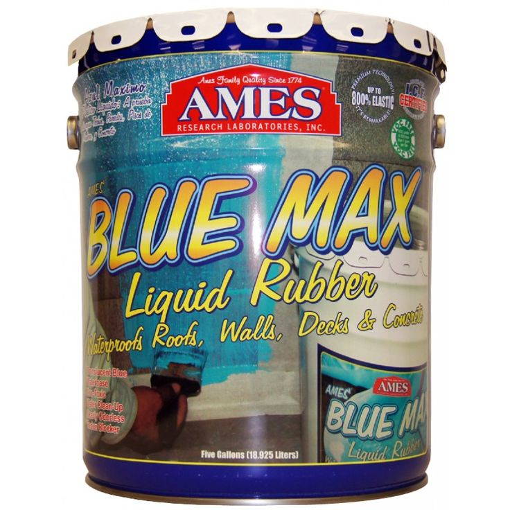 Blue Max® Liquid Rubber Sealant