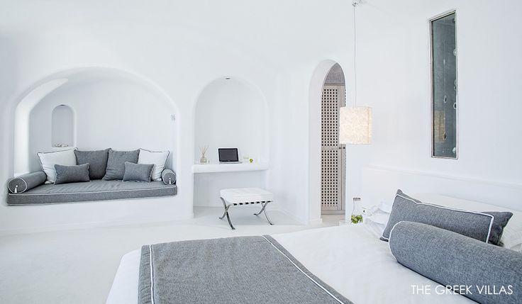 Santorini Luxury Villas, Santorini Villa Aero, Cyclades Islands, Greecereece