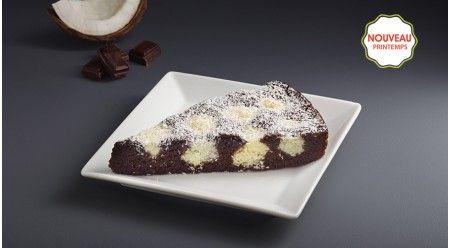 Marbre choco coco