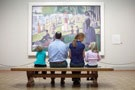 Art Institute of Chicago | Art Museum | Things To Do in Chicago, Illinois | Travel | Disney Family.com Editor's pick as a great thing to do with families.  Many famous pieces. Free admission from 5-8 pm on Thursdays.