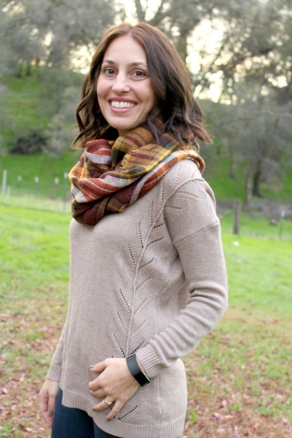 """""""I absolutely adore this sweater! Incredibly soft and comfortable, and very versatile with its neutral color!"""" - @lifemadefull"""