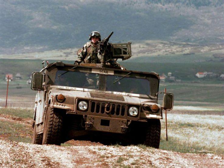 army humvee | US Army Defense Humvee M1165A1 Special Ops HMMWV ~ forcesmilitary