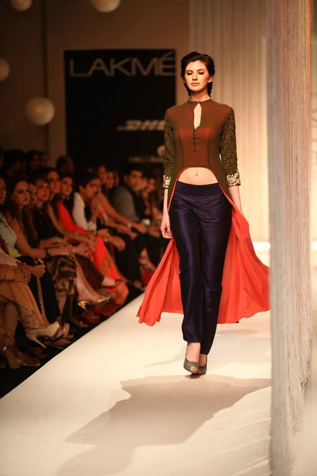 Manish Malhotra - Lakme Fashion Week W/F 2013