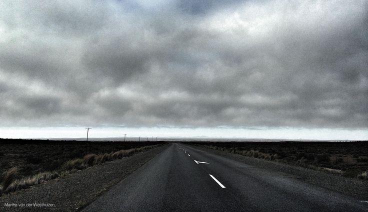 Travelling through the Karoo   Photo by Martha van der Westhuizen