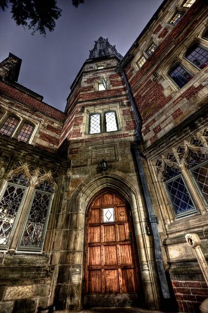 Yale, New Haven, CT aka Hogwarts
