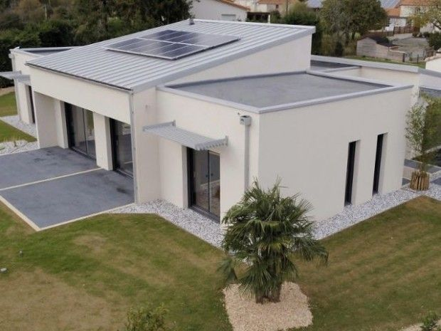 La maison Homeos PRIX DE VENTE DE LA MAISON (HORS FONCIER) : 207.163 € TTC SURFACE PLANCHER : 130 m2 COÛT PAR M2 DE SURFACE PLANCHER : 2.242 € TTC ARCHITECTE : FREDERIQUE LESAGE SURFACE DE LA PARCELLE PRIVATIVE : 860 m2 COS (RÉALISATION) : 0,61