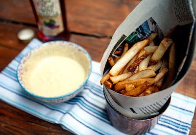 A CUP OF JO: The Best Fries You'll Ever Have (Belgian-Style)