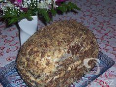 Medové řezy z domácí pekárny -