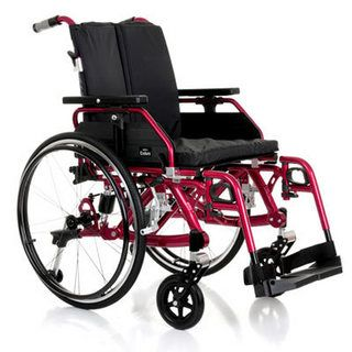 Takes the bumps out of your journey to make every trip a comfortable one, the Enduro Suspension Self-Propelled Wheelchair is available at CareCo from £299.