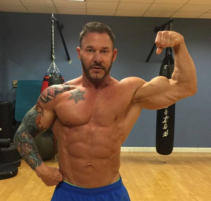 51 year-old Paul Talbot is an inspiring example of what fitness goals can be achieved after the age of fifty.