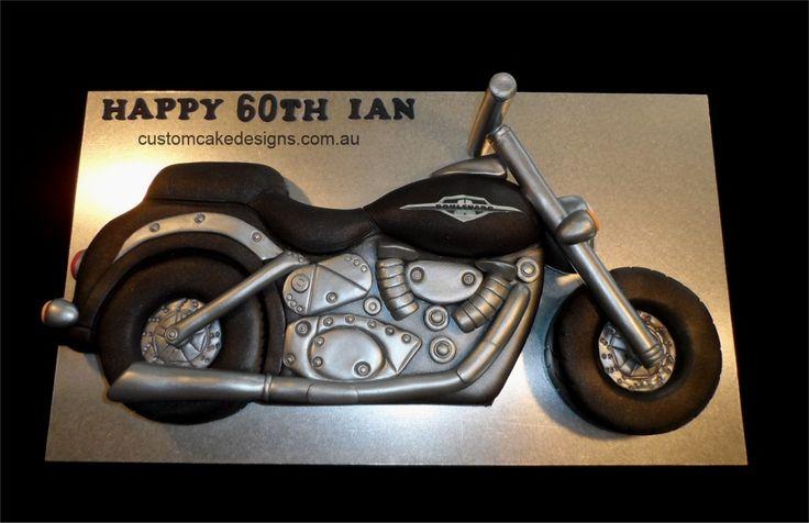 - Motorbike Cake