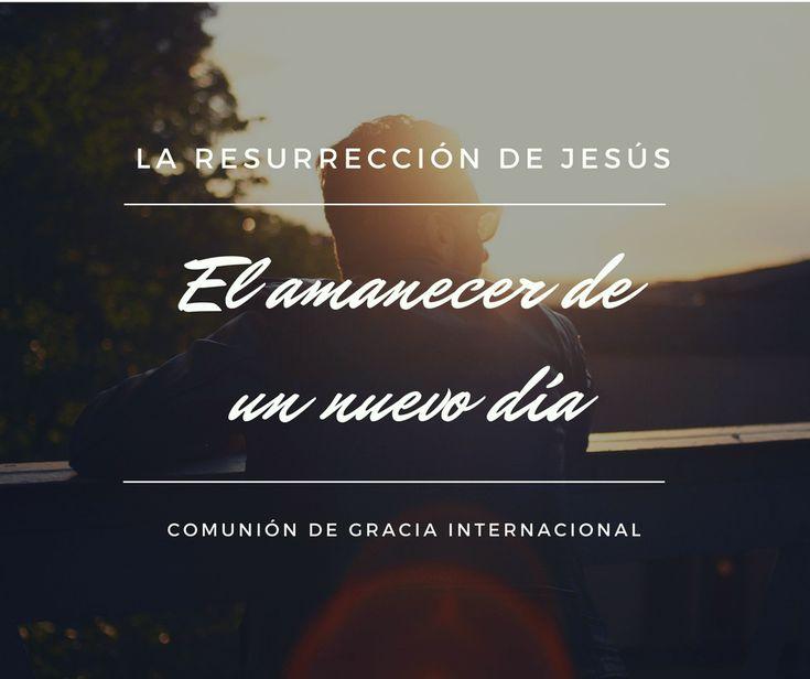 La cruz y la tumba vacías son los recibos de Dios afirmando que nuestra deuda ha sido pagada, de que Jesús es quien dijo ser, que está verdaderamente vivo y nosotros con Él.            La resurrección de Jesús: El amanecer de un nuevo día               RESURRECCION-DE-JESUS-EL-AMANECER-DEL-NUEVO-DIA-Pedro-Rufian.mp3                12.9 MB     90 Downloads     Details                    Autor:Comunión de Gracia Internacional            Category:Ser