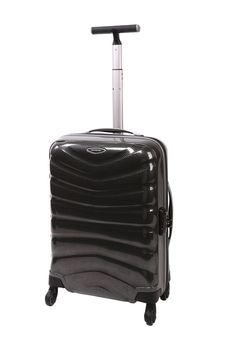 Samsonite // Firelite 55cm Spinner Case. Also available in red and blue.