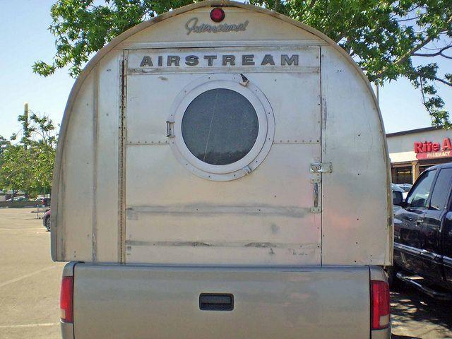 airstream cabover camper