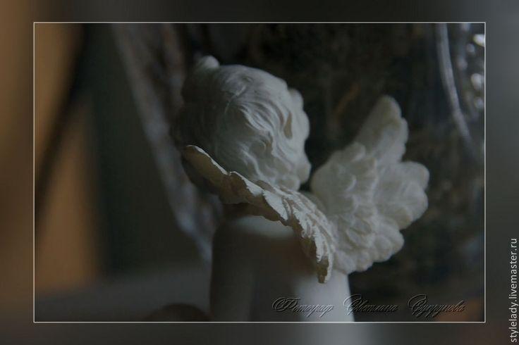 Купить ... Вечерний АНГЕЛ ... ( авторская фотокартина для интерьера) - ангел, ангелочек, ангел-хранитель, ангелок