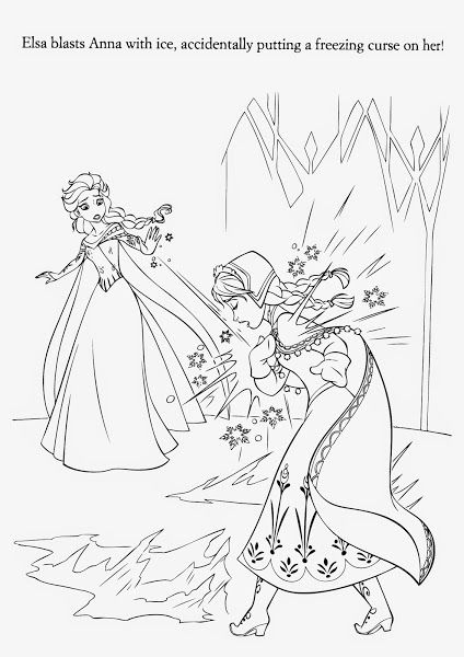 Frozen Disney Infinity Coloring Pages | Frozen coloring ...