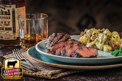 Herb Marinated Top Sirloin Steak, from the Certified Angus Beef ® brand ǀ CertifiedAngusBeef.com