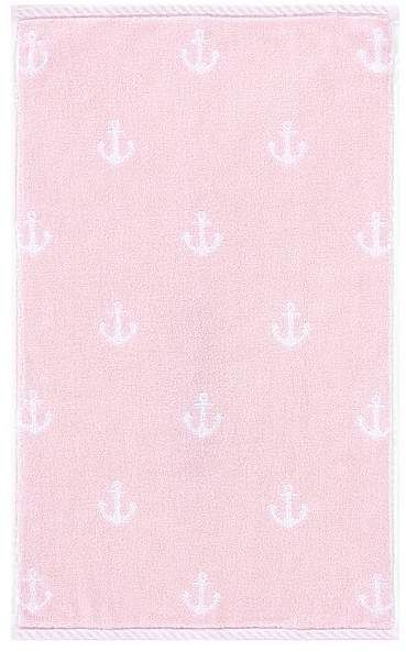 Jacquard Anchor Bath Towel Collection In 2019 Colorful