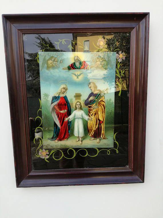 Sacra famiglia-quadro sacra famiglia-stampa-arte
