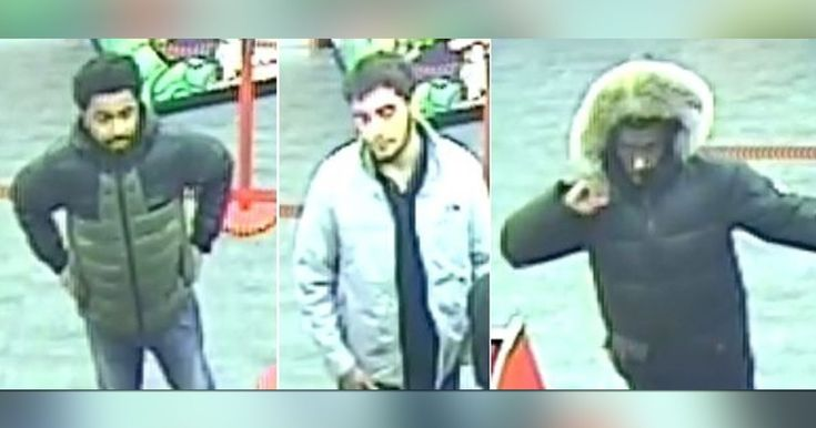 Police say thieves have targeted drunk and vulnerable people who steal their cards and buy electronic goods