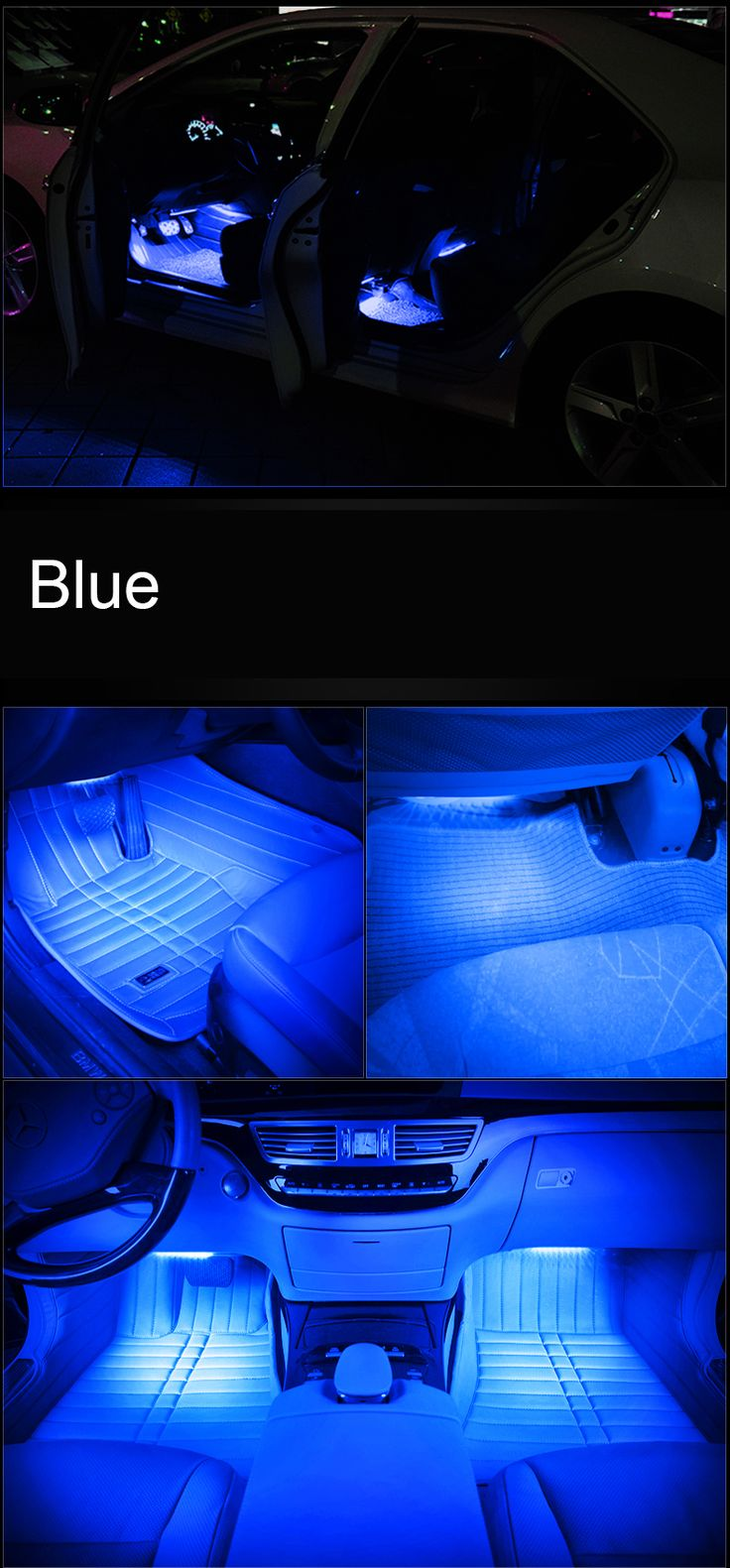 Led Light Strips For Car Interior 22 Best Car Images On Pinterest  Cars Autos And Car Interior