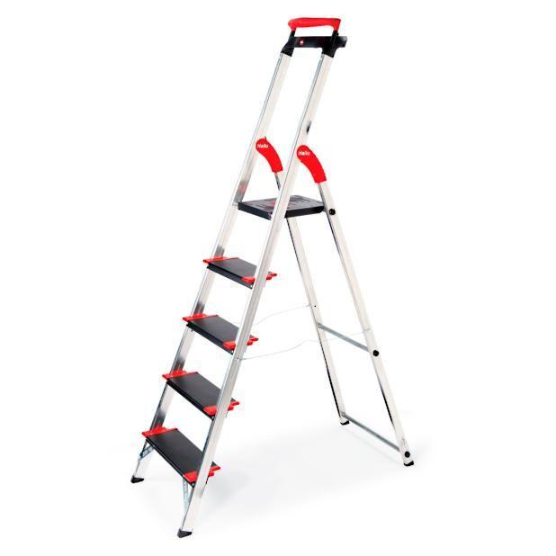 Commercial Grade Aluminum Attic Ladder