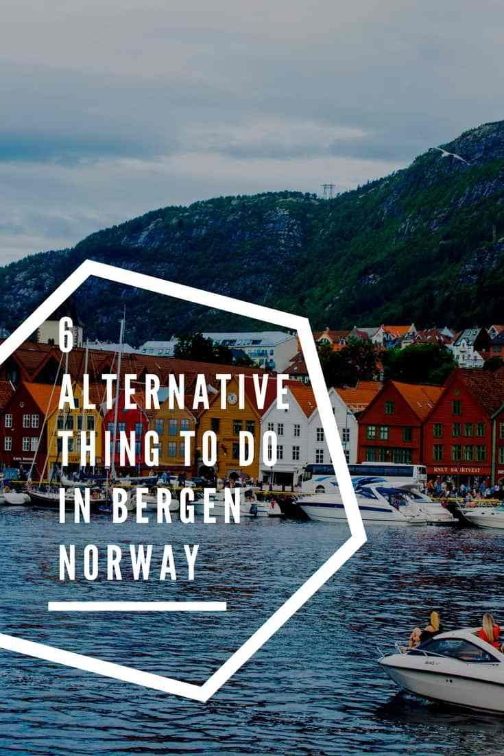 6 Alternative thing to do in Bergen Norway I got offered to receive a Bergen card. There are different types such as one for 24 hours to 3 days. I got a 4 day one that you can't get. I got it for free from Vistbergen tourist board. It allows you to gain entry to most museums for free or at discount. As well as
