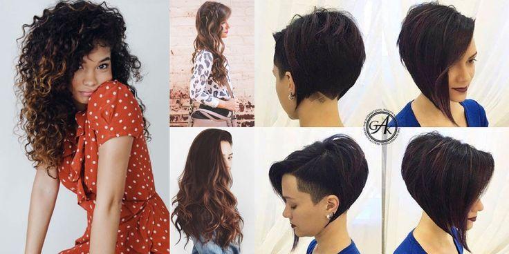 60 fantastici tagli di capelli scuri, lunghi e mossi! ,     Anche se sul nostro sito dedichiamo tantissimo tempo ai tagli di capelli corti, in quanto si tratta di uno stile (o un insieme di stili!) che negl...