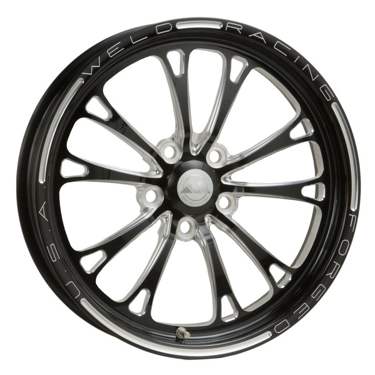 V-Series Front Drag Racing Wheels • Weld Wheels