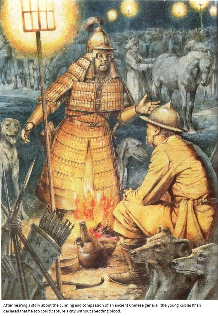 Genghis Khan - Wikipedia