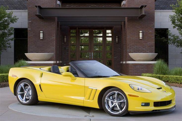 2010 Chevrolet Corvette Grand Sport Image