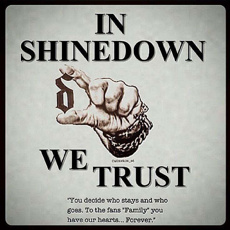 Repost Callmekim Sd Indeed We Do Shinedown Barry Kerch Brent Smith Eric Bass