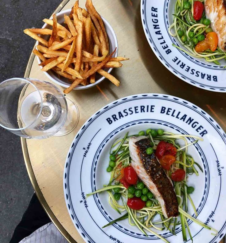 Favorite Restaurants, Cafés, Bars, and Bakeries in Paris