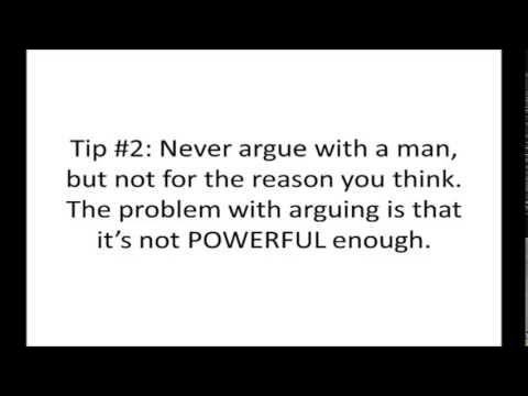 How To Be Irresistible To Men #IrresistibleToMen