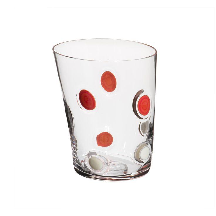 """Wasserglas """"Bora"""" - Modell 997.39 - Carlo Moretti"""