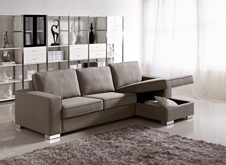 HARLOW SOFA   The L Section Harlow Sofa Offers You The Option Of  Conveniently Opening Into
