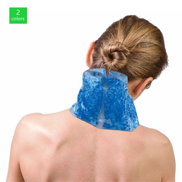 Therapeutic Gel Beads Neck Wrap Gel Beads Neck Wrap Cold Therapy