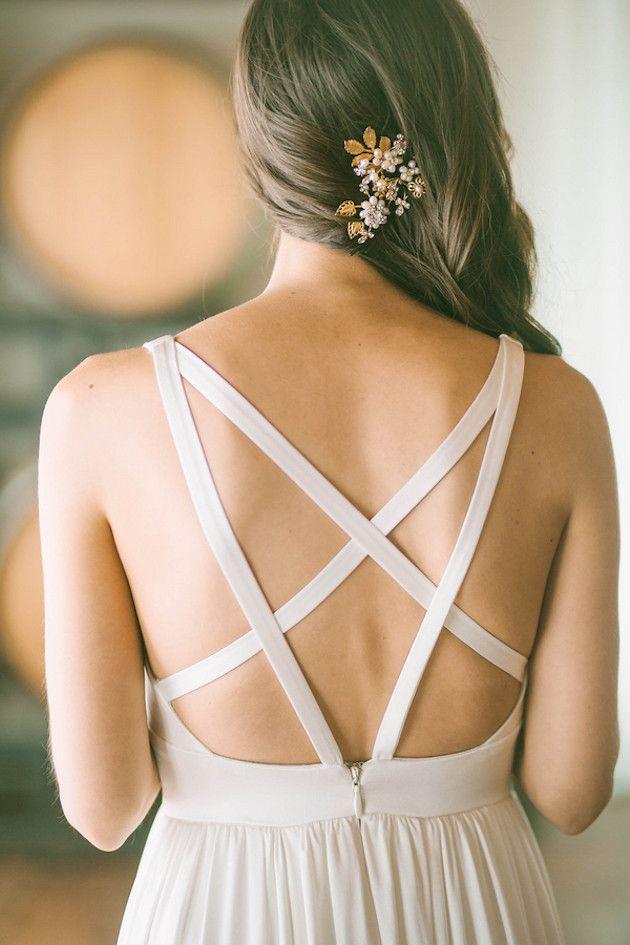 Wedding Hair Inspiration   Stylish and Romantic Jewish Wedding   Brittanee Taylor Photography   Bridal Musings Wedding Blog 2