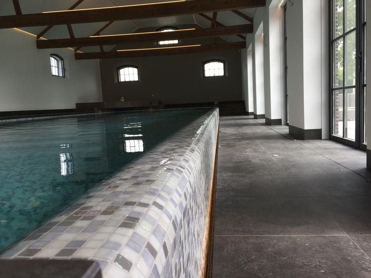 25 beste idee n over binnenzwembaden op pinterest herenhuis interieur verborgen kamers en - Zwembad interieur design ...