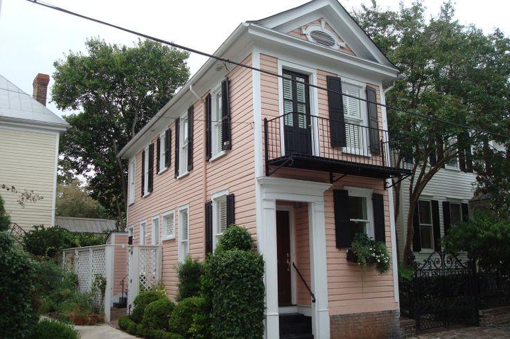 Smallest House In Charleston Sc Charleston Homes House