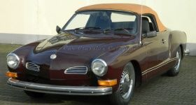 1973 VW Karmann - Ghia coupe 1973 body off restored | Classic Driver Market