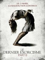 RegarderFilm THE LAST EXORCISM: PART II en Streaming VF   Résumé proposé par1 streamingVF:  Nell Sweetzer na pas été complètement guérie par son dernier exorcisme. Elle est de retour et avec elle ses démons.  Genre: Horreur  Pays: Américain  Années: 2013  Qualités: DVDRip  Langues: French  Acteurs: Ashley Bell Julia Garner Spencer Treat Clark  Réalisé: Ed Gass-Donnelly    RegarderFilm THE LAST EXORCISM: PART II en Streaming vf HD  !!!!!!!SANS PUBLICITÉS!!!!!!  lecteur en ligne  Tag:Film THE…